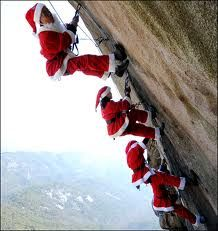 Holiday Kids Climb